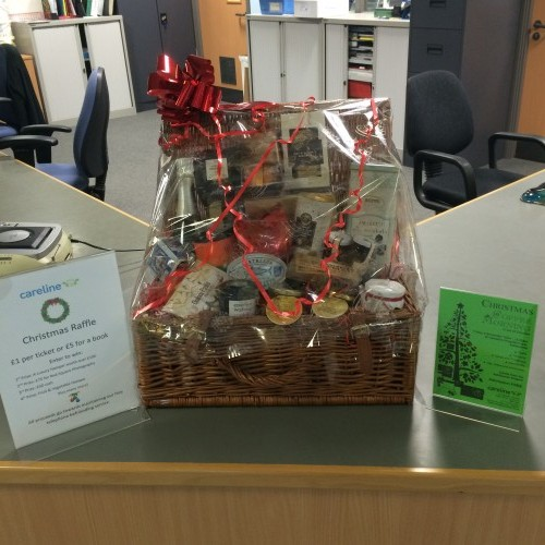 Would you like to win a luxury M&S Christmas Hamper worth over £100?