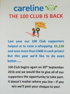 website 100 poster