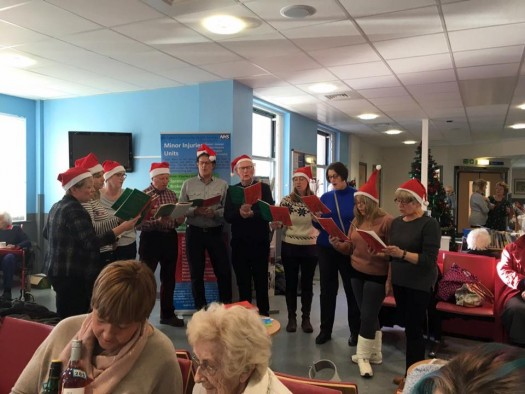 Christmas Coffee Morning 2017 6